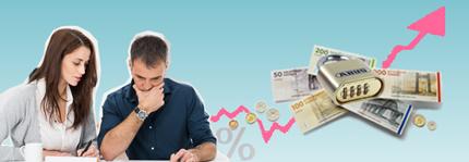 Husk at kurssikre dit fastforrentede lån