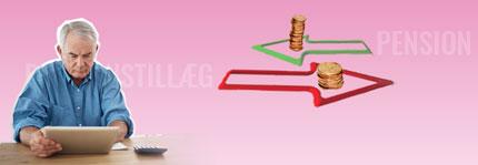 Modregning i Folkepensionens pensionstillæg