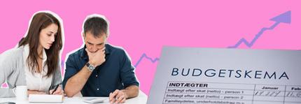 Få overblik over økonomien med et budget