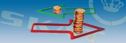 Afdrag gæld fra indefrysning af ejendomsskat