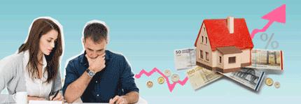 Så meget skal du tjene for at købe hus